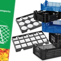 Transport and cultivation trays